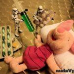 Star wars útočí