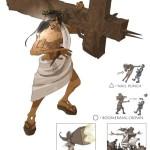 Nová akčná hra Ježiš