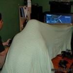 Hranie na zdieľanej obrazovke