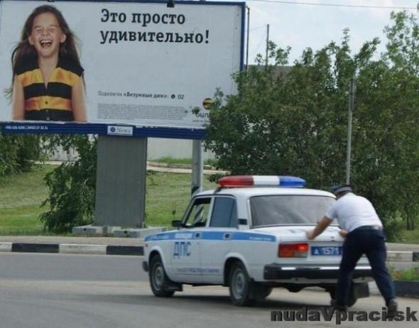 Ruská zásahová jednotka