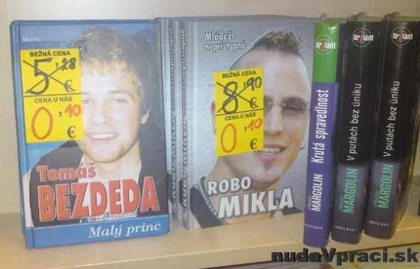 Výpredaj niekde na Slovensku