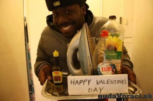 Šťastného Valentína drahá