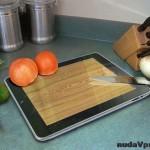 Využitie iPadu v kuchyni