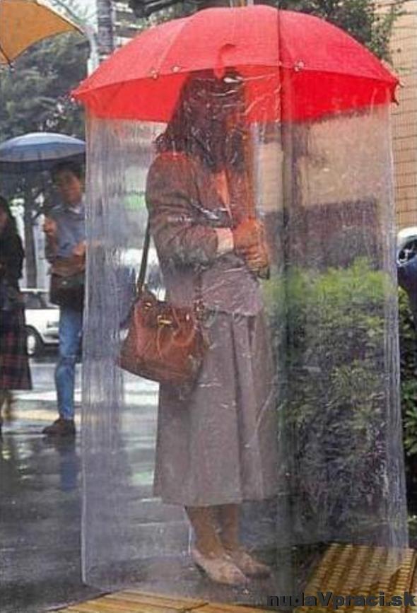 Ultimate dáždnik