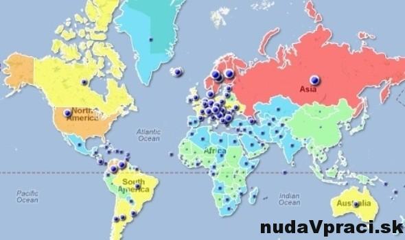 Celosvetový prieskum veľkosti pŕs