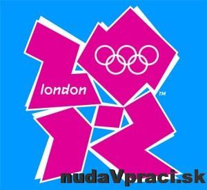 Letné olympíjske hry Londýn 2012 - logo