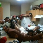 Planking párty