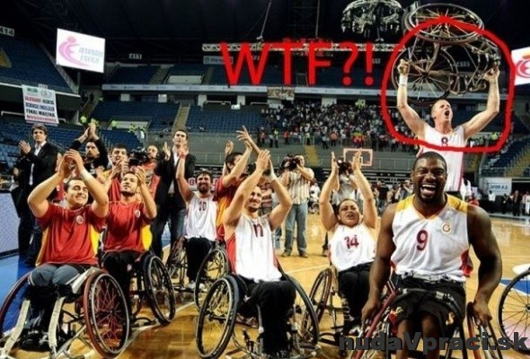 Radosť paralympíjskeho tímu