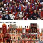 Rusi sú majstri a oslavujú