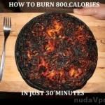 Ako spáliť kalórie