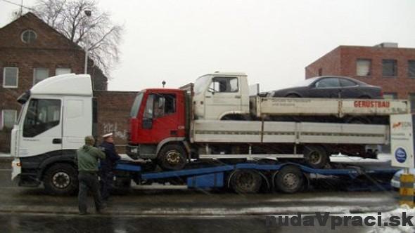 Prepravovanie áut po poľsky