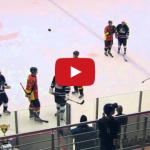 V Rusku na hokeji sa musí pobiť aj rozhodca