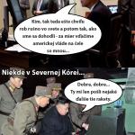 Rokovania medzi USA a Severnou Kóreou