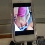 Žartík v Apple obchode