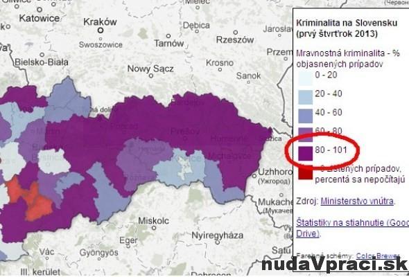 Slovenská polícia a ich 101% objasnenosť