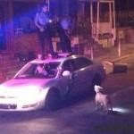 Americká polícia v plnom nasadení
