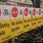 Gramatická akcia v Tescu