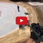 Counter Strike vs. skutočný život