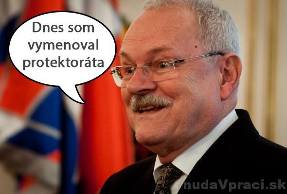 Gašparovič vymenoval prokurátora