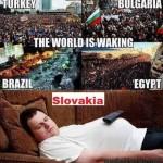 Medzičasom na Slovensku