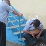 Ruskí policajti pracujú ťažko