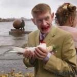 Ruská svadobná fotografia