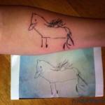 To tetovanie vyšlo pekne