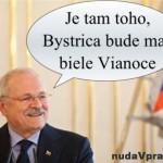 Gašparovič o zvolení Kotlebu