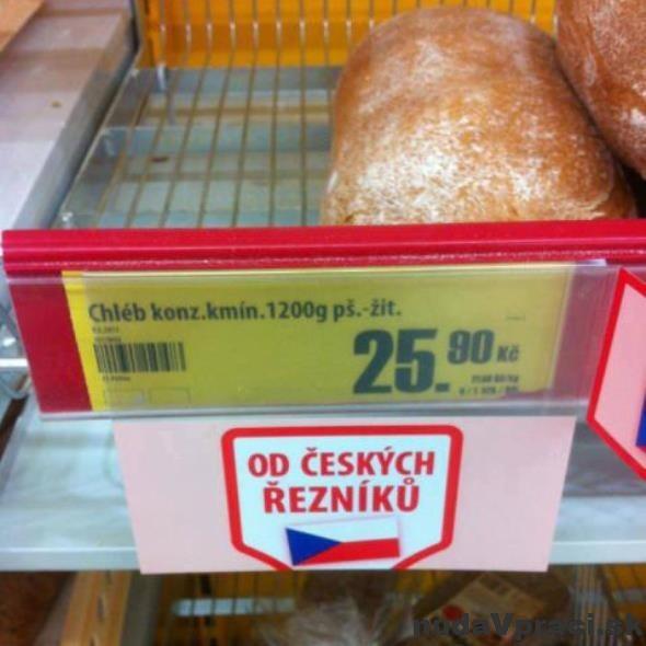 Kaufland v Česku sa vyznamenal