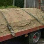 Ako neprepravovať piesok