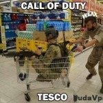 Call of Duty – edícia Tesco