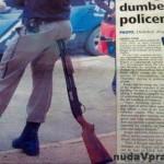 Najhlúpejší policajt na svete