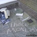 Nenávidím pondelky