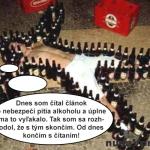 Nebezpečenstvo pitia alkoholu