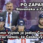 Po zápase Slovenska a Česka v ruskej Soči