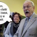 Ivan Gašparovič sa snaží odvoliť