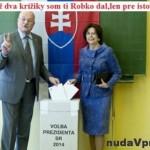 Polepetko Ivan a prezidentské voľby
