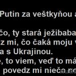 Príde Putin za veštkyňou