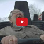 Úžasná radosť! Babička (78) na horskej dráhe