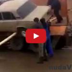 Ako nevykladať auto! FAIL video