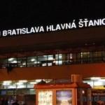 Bratislava hlavná stanica a smutná realita