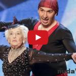 Británia má talent 2014 a veľkolepý salsa tanec
