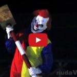 DESIVÉ! Vraždiaci klaun (kanadský žart)
