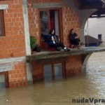 Panika pri povodniach