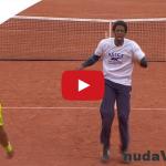 Perfektné! Tanečný súboj na Roland Garros