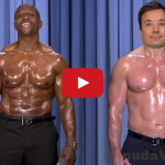Synchronizácia! Jimmy Fallon a Terry Crews