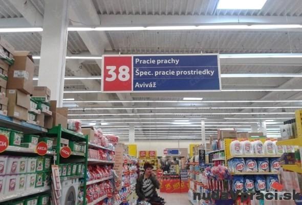 Zaujímava ponuka supermarketu