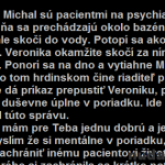 Dvaja pacienti na psychiatrii