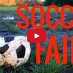 Perfektné! Kompilácia futbalových failov 2014