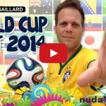 Perfektné! Rémi Gaillard a Svetový pohár 2014